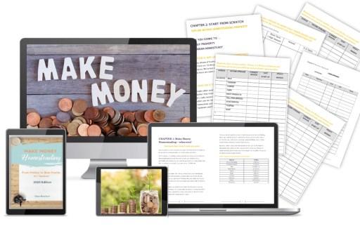 Make Money Homesteading