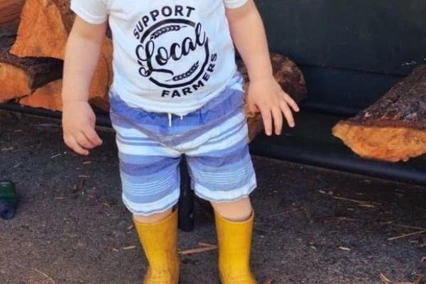 local farmers shirt