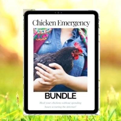 chicken emergency bundle