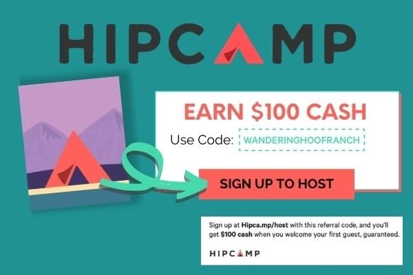 hipcamp host referral image
