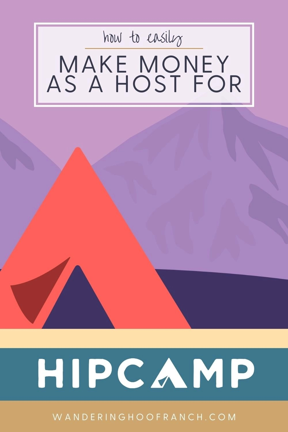earn a $100 bonus when you use code wanderinghoofranch to register with hipcamp as a host and welcome your first guest, guaranteed.