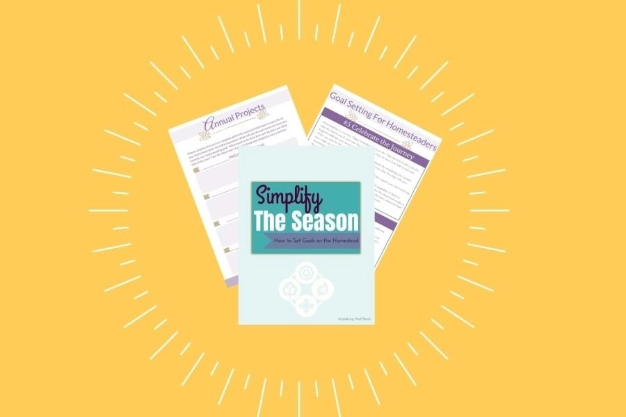 simplify the season