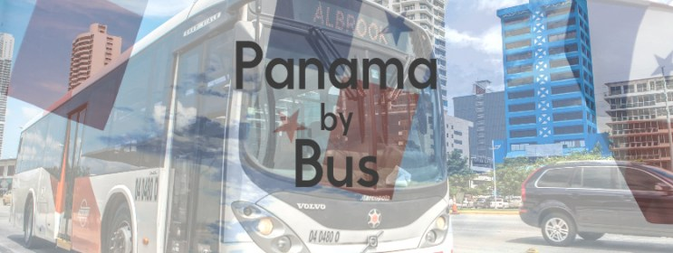 How to get around Panama by Bus