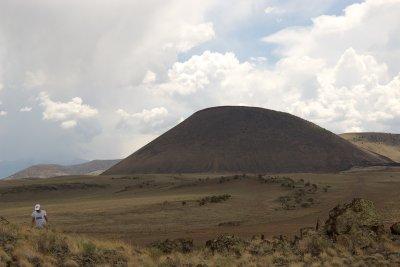 S.P. Crater