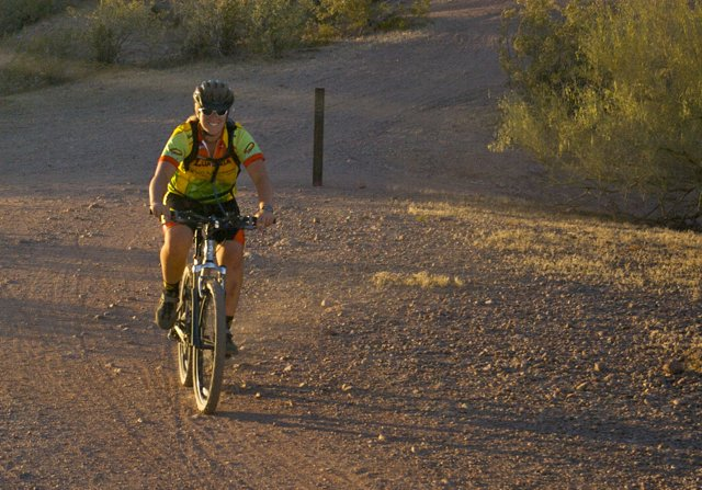 Rogue Trailbuilders at Work in Papago Park?