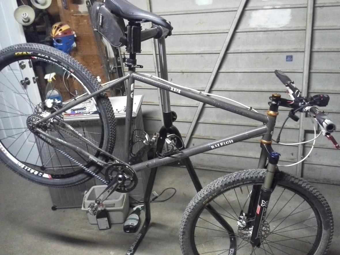 mountain bike gear