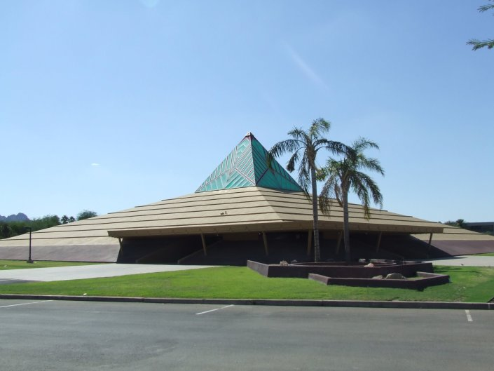 Capstone Cathedral – Visiting a Phoenix Icon