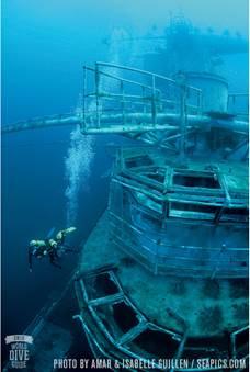 12 Great Wreck Dives You Should Visit