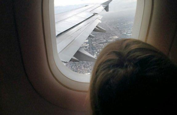 takeoff sky harbor