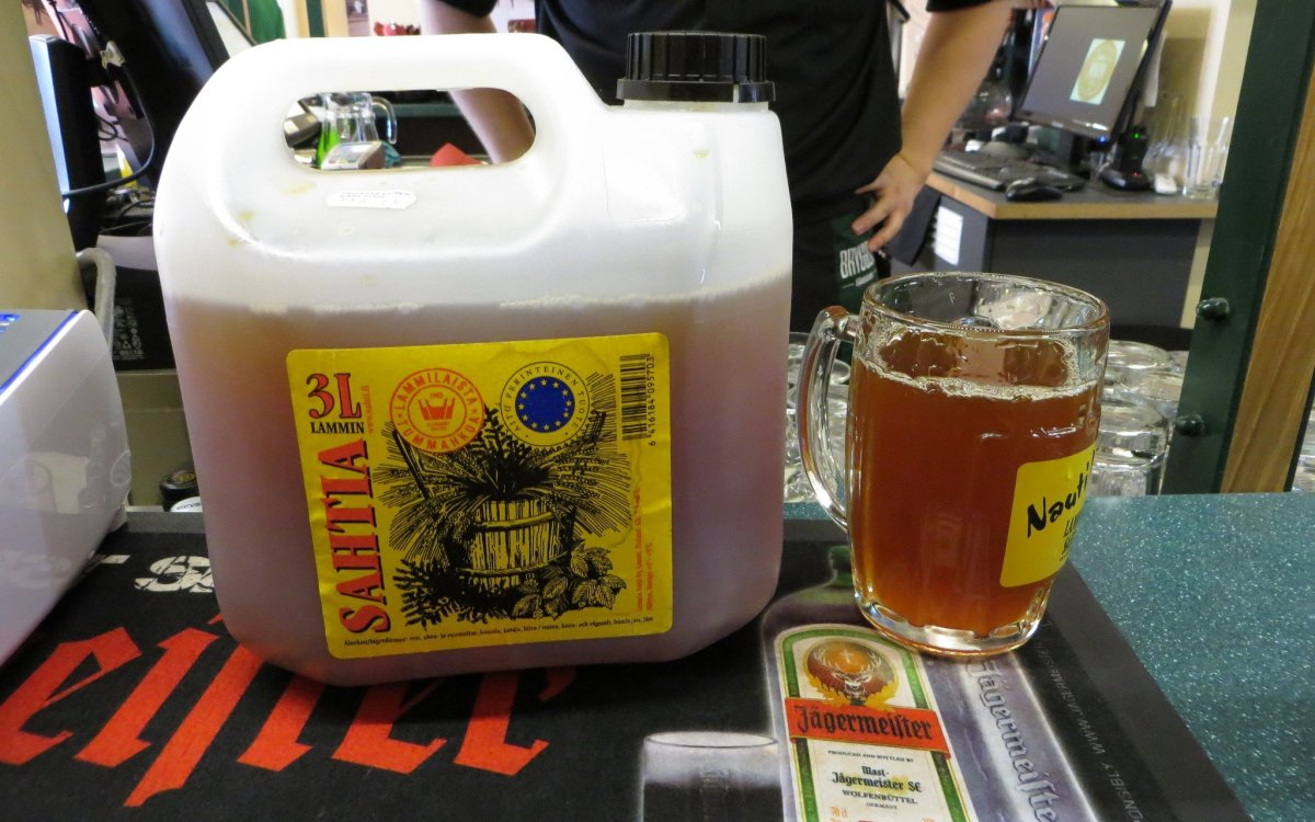 Where to Drink Sahti in Finland