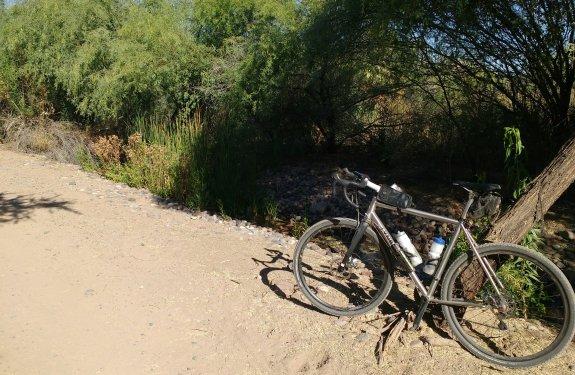 rio salado bike path