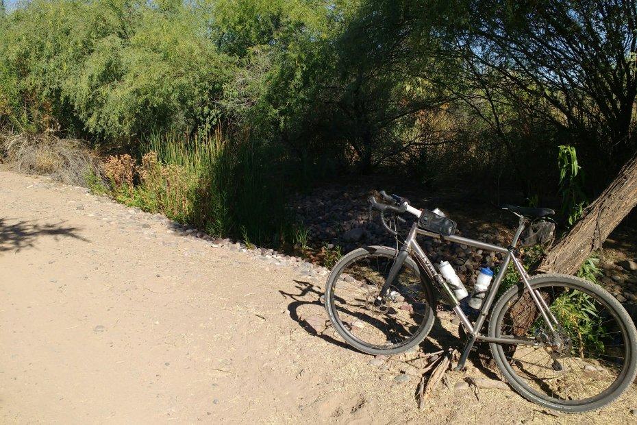 grand canalscape bike path