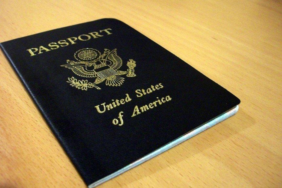 renew a passport