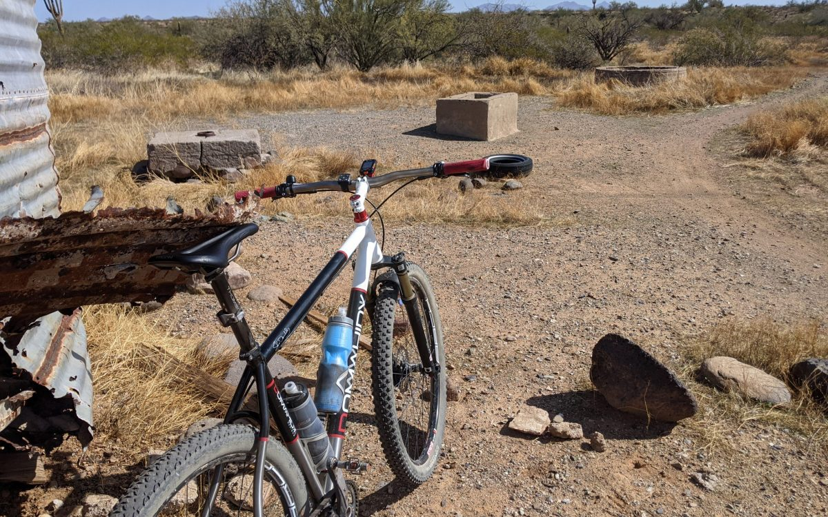 Mountain Biking the Phoenix Sonoran Preserve