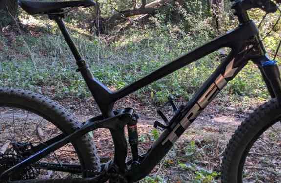 full-suspension bikes