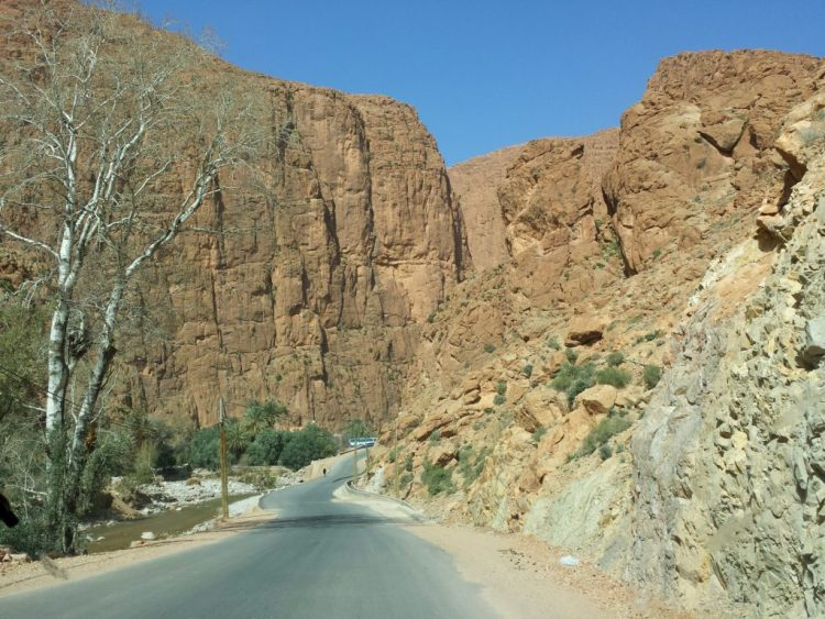 Road Trip to the Moroccan Desert
