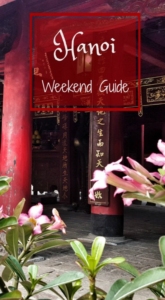 Destination Guide Hanoi