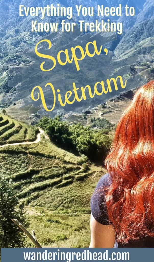 Trekking Sapa Vietnam