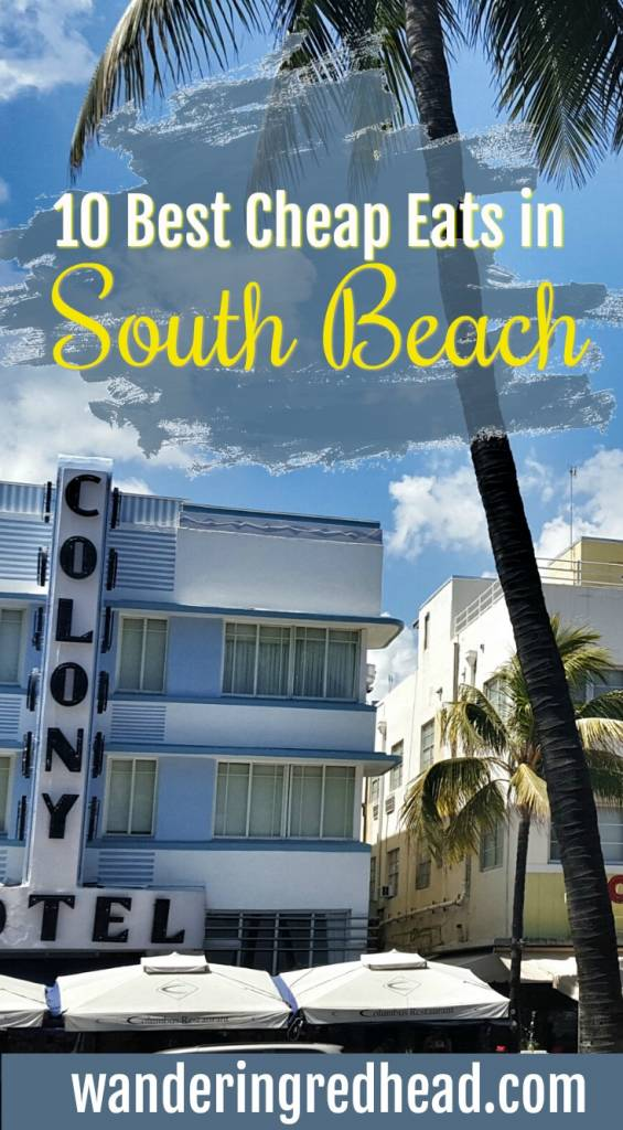 South Beach Restaurants