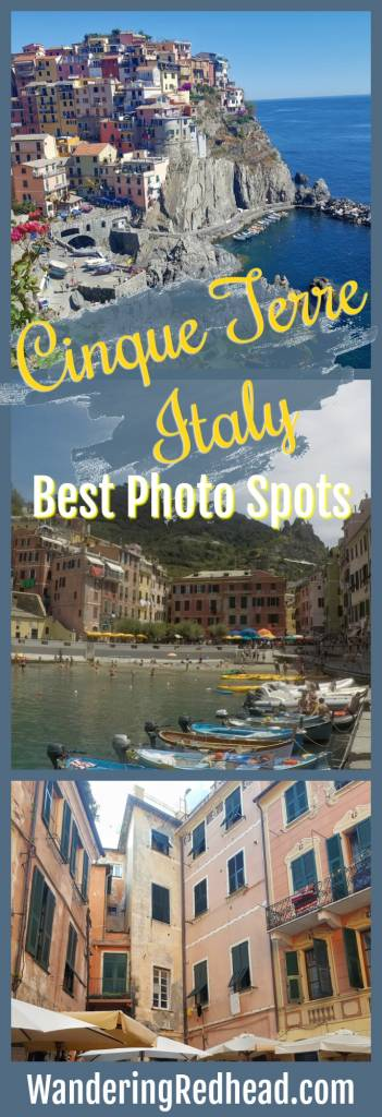Best Photo Spots in Cinque Terre