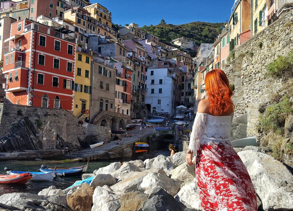Best Photo Spots in Cinque Terre, Italy - Wandering Redhead