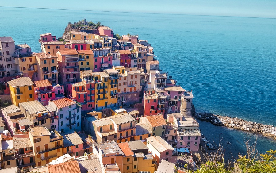 World's Most Colorful Places