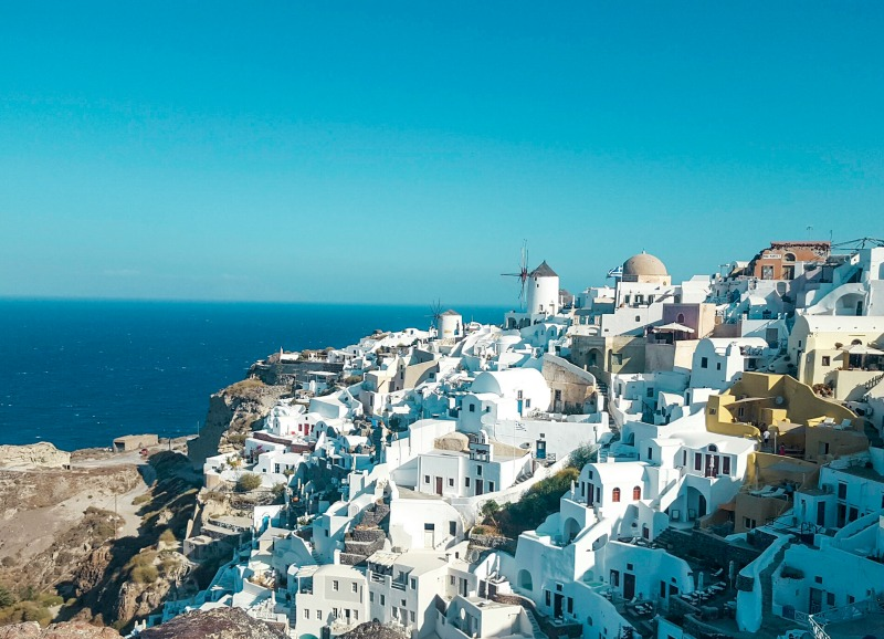 2 weeks itinerary for Greece