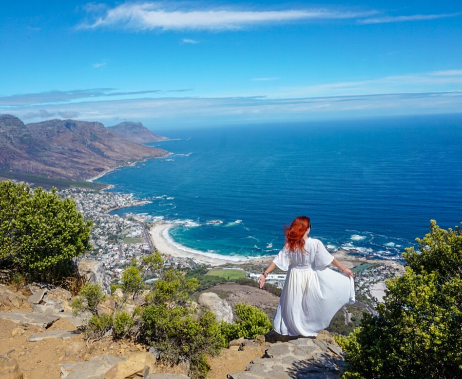 One Week Guide Cape Town, South Africa