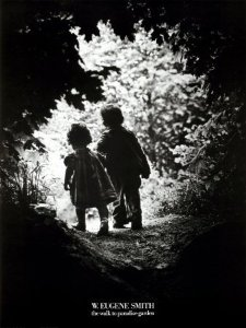 Walk to Paradise Garden Art Poster Print by W. Eugene Smith