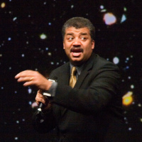 Neil de Grasse Tyson ~ Photo by John Roling