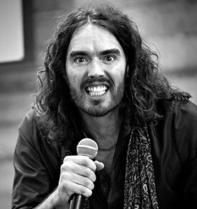 Russell Brand ~ Photo by Esten Hurtle @flickr