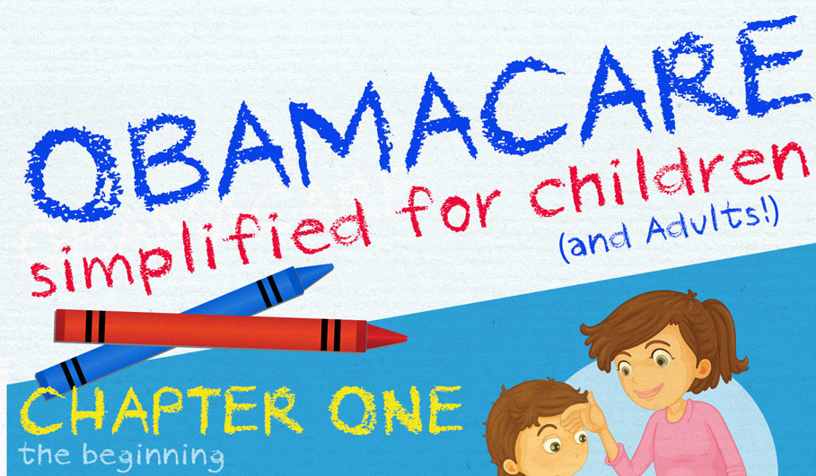 Obamacare infographic explains a lot