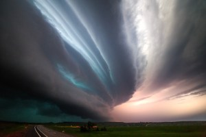 Extreme weather in Tornado Alley, U.S.A. (Marko Korosec/mediadrumworld.com/WENN)