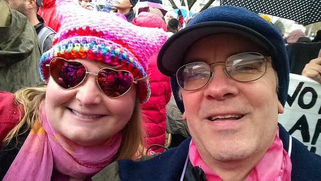 Portland Women's Day March 2017
