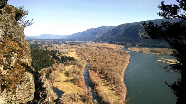 Columbia River Gorge Hikes 2015
