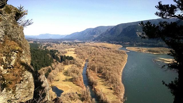 Columbia River Gorge Hikes 2015