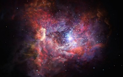 We are stardust…literally
