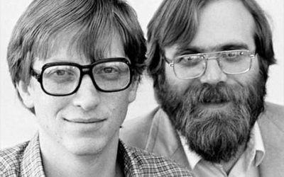 Paul Allen on Bill Gates at Microsoft