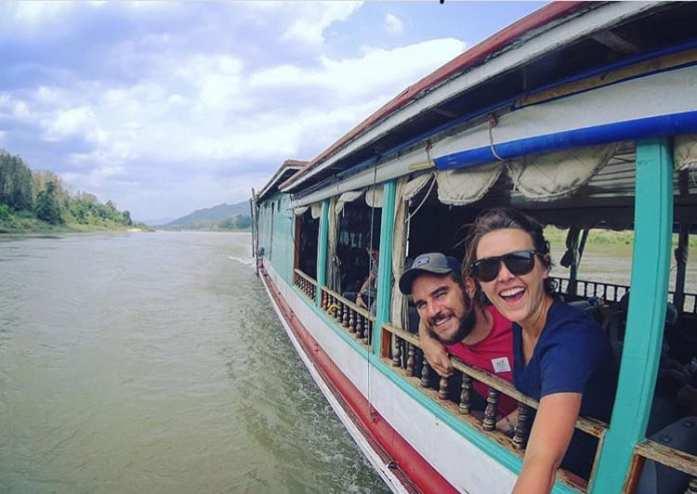Slow Boat to Luang Prabang