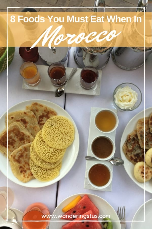 Moroccan Cuisine: What Foods To Eat in Morocco