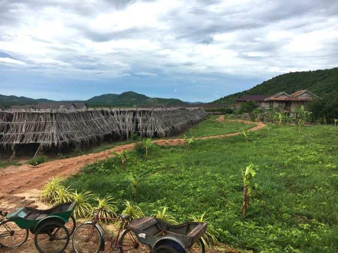 La Plantation in Kampot
