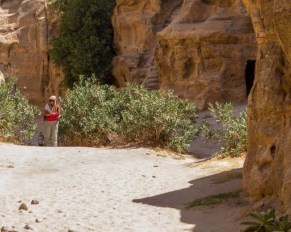 Wandering Little Petra