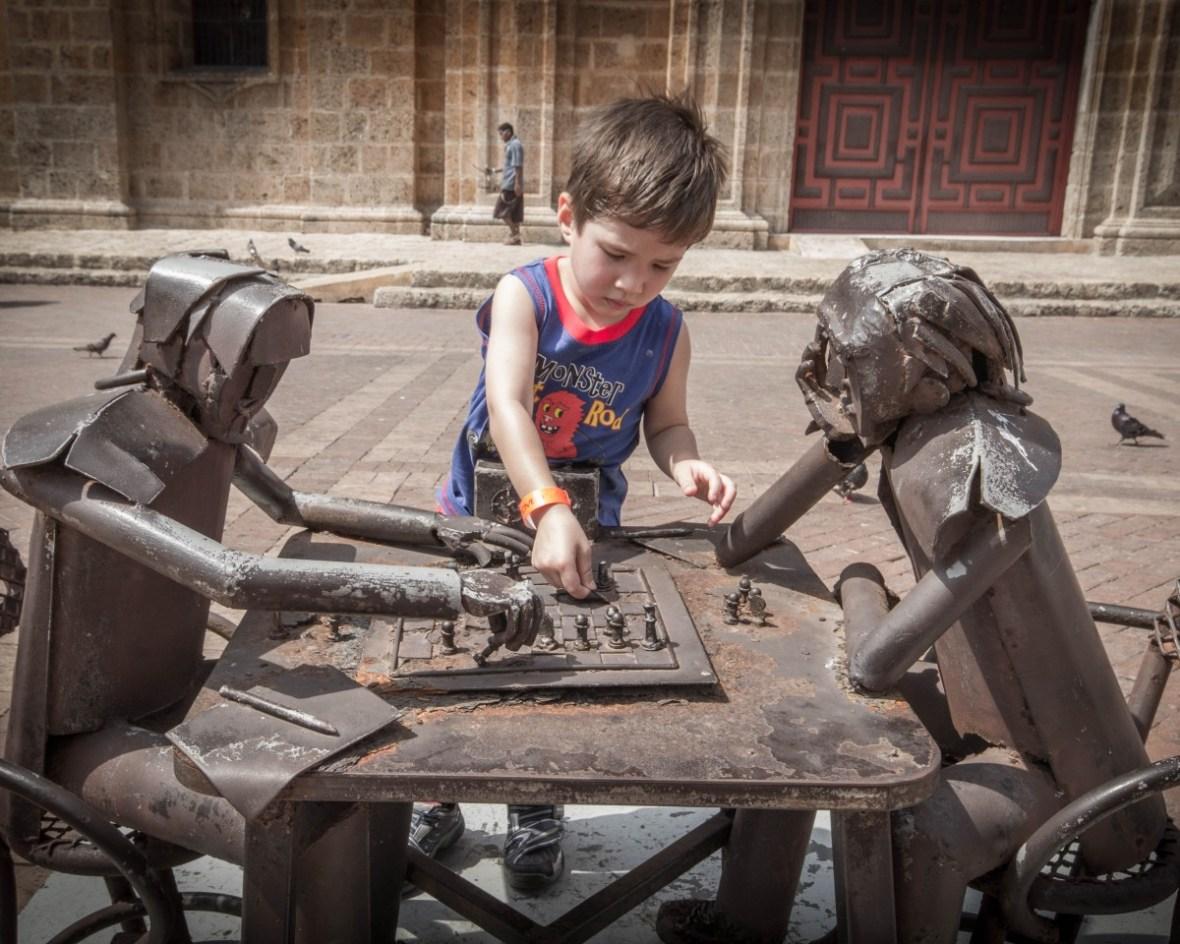 Cartagena - Sculptures