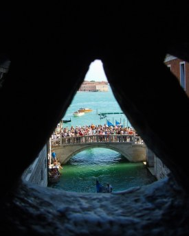 As you move away from the crowds in Venice, Italy, the magic of the city starts to become apparent