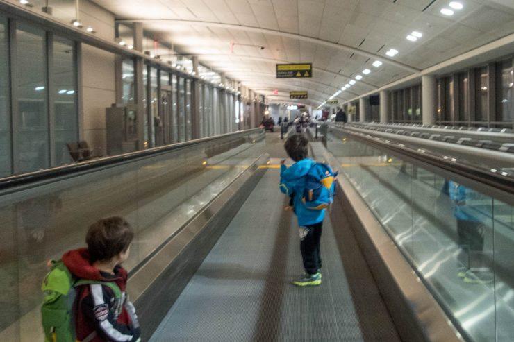 Deuter Kikki - Airport Walkway