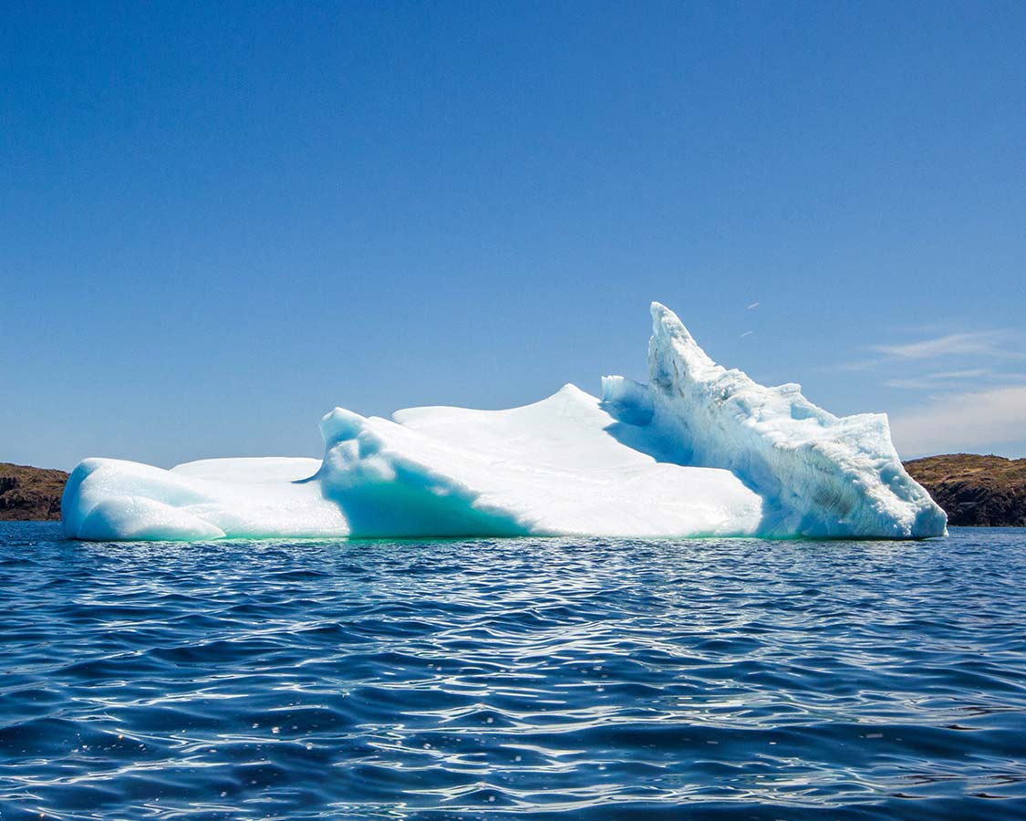 Twillingate Iceberg Tours in Newfoundland