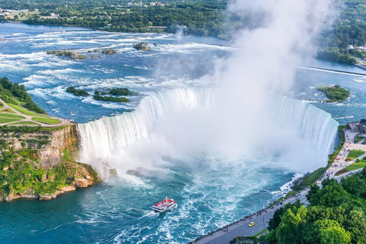 Explore Niagara Falls Which Side Is Better Wandering Wagars