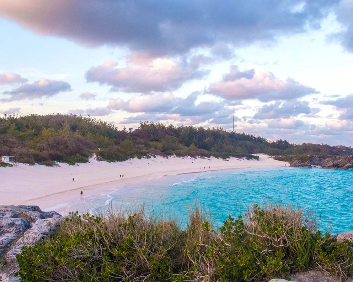 Best way to experience Horseshoe Bay Bermuda with kids
