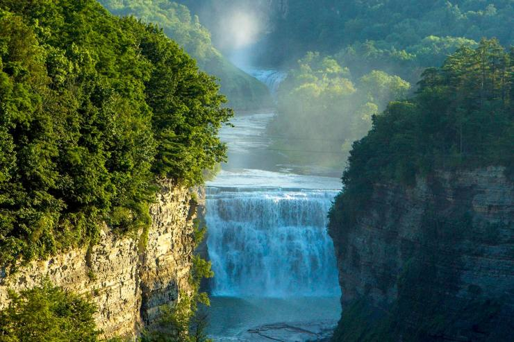 Voted the Number One State Park in America and dubbed the Grand Canyon of the East, you must check out all the Letchworth State Park things to do and see!
