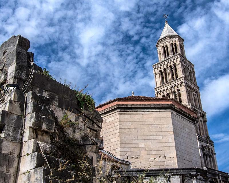 Split Croatia on a family sailing holiday